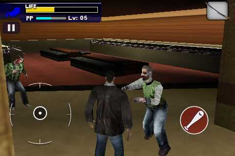 Dead Rising Mobile - A Zombie