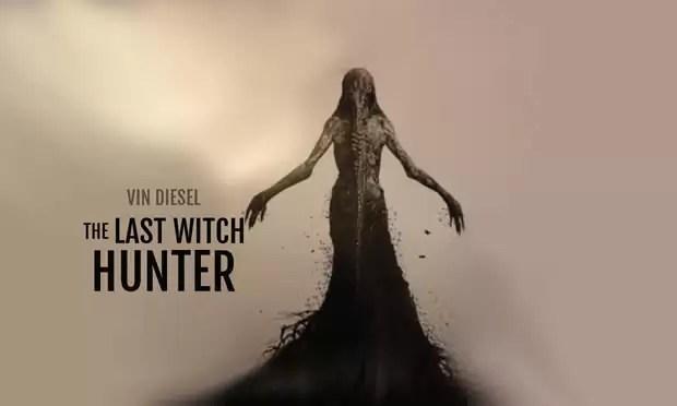 Vin Diesel - The Last Witch Hunter