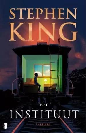 Nieuwste Stephen King Het Instituut verschijnt 10 september