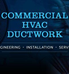 denair hvac equipment installation air conditioning company ductwork [ 1702 x 630 Pixel ]