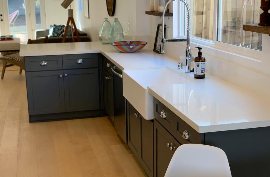Project – Kitchen in Woodland Hills