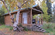 Public Use Byers Lake Cabin #1
