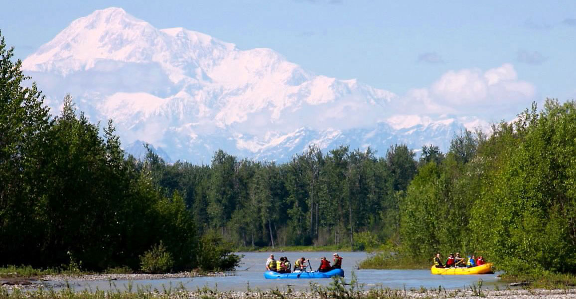 Best Places to Get Amazing Views of Denali (Mt. McKinley)