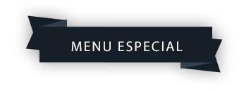menu especial