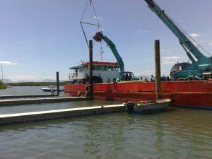 Barge Services – Spirit of Denarau Barge
