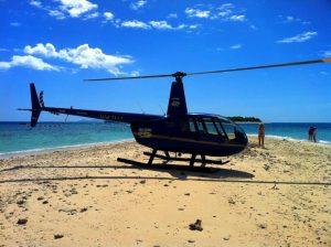 Heli-Tours Fiji