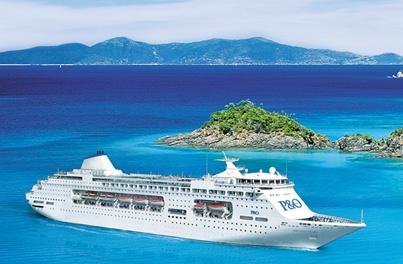 Cruise Ship Pacific Pearl - Cruise ship pacific