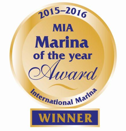 MIA International Award Logo