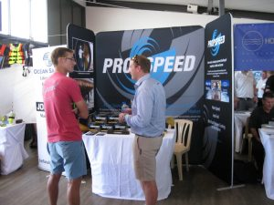 Fiji - Photo 2 - Twenty six NZ companies discussed products and services with Yacht owners