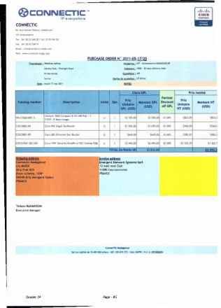 RANARISON Tsilavo ont signé les bons de commande de EMERGENT pour WESTCON Africa_Page25