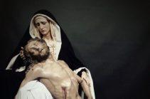 Misterio de la Piedad de Navarro Arteaga   Hermandad San José