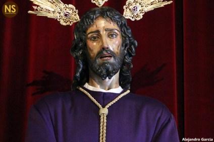 Jesús Cautivo de Santa Genoveva. Besapiés 2017   Alejandro García