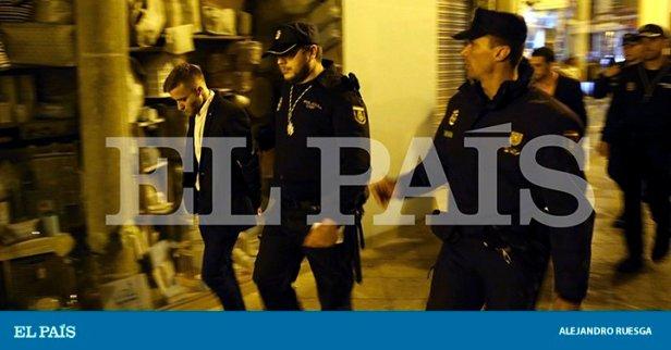 Detenido Madrugá