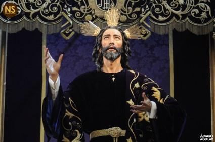 Sagrada Cena. Besapiés 2017   Álvaro Aguilar