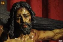 Cristo de la Sed. Besapiés 2017   Álvaro Aguilar