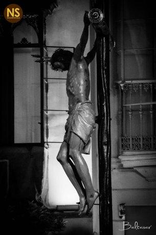 Cristo de Burgos. Miércoles Santo 2017 | Baltasar Núñez