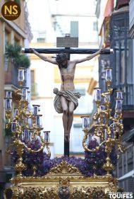 Cristo de los Desamparados, Santo Ángel. Salida Extraordinaria 2017 | Tomás Quifes