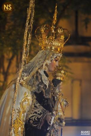 Carmen del Santo Ángel. Procesión 2017 | Álvaro Aguilar