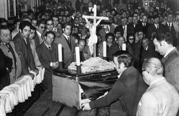 Paso autopropulsado de Rafael Ponce | Julio Domínguez Arjona