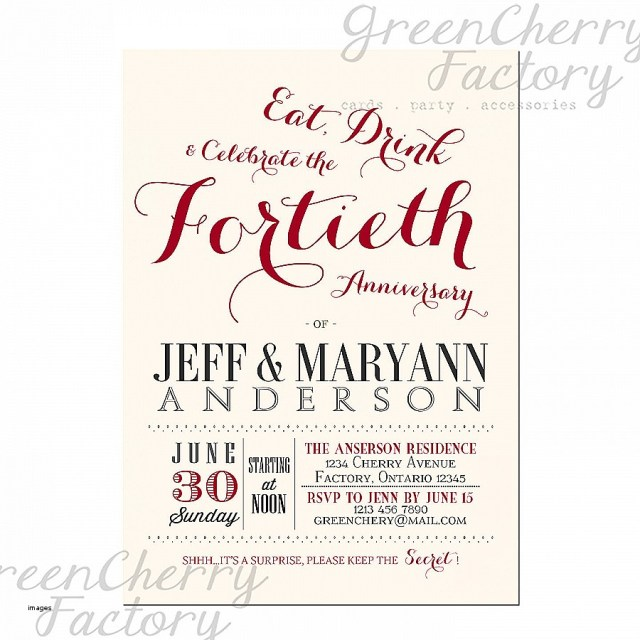 25Th Wedding Anniversary Invitations 25th Wedding Anniversary Invitation Cards Templates M Selah