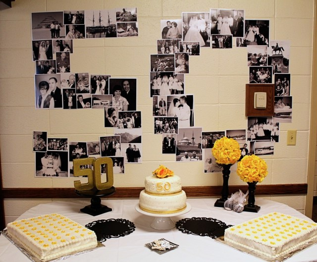 50Th Wedding Anniversary Decoration Ideas Blog1 Ideas For 50th Wedding Anniversary Striking Unique Gifts Gift