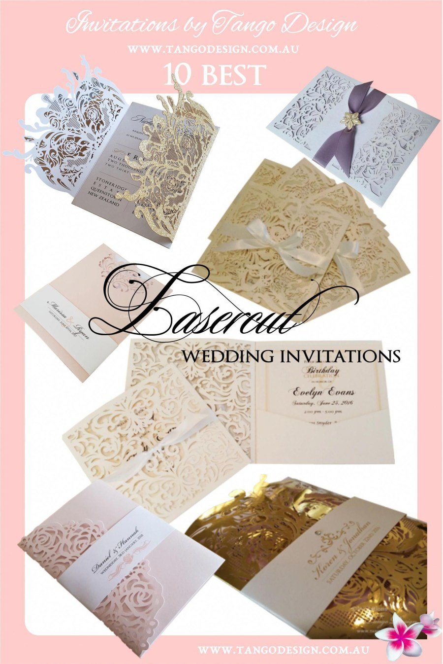 Amazing Wedding Invitations Some Of Our Amazing Wedding Invitations Custom Made For Each
