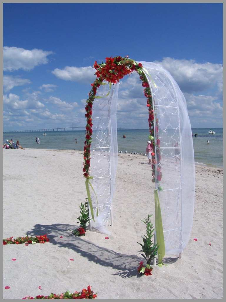 Arch Decorations For Weddings Decorated Wedding Arches New 25 Chic And Easy Rustic Wedding Arch