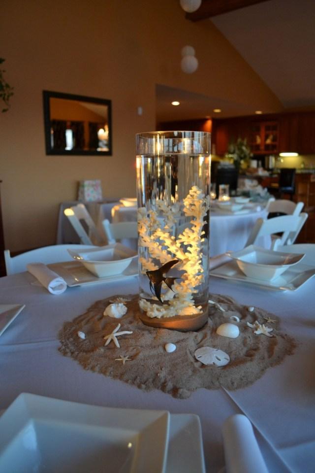 Beach Wedding Table Decorations Beach Wedding Table Decorations Pricing Wedding Ideas