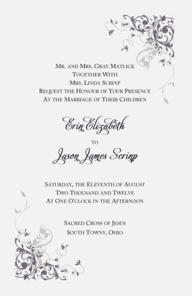 Catholic Wedding Invitations Catholic Wedding Invitations Beautiful Catholic Wedding Invitations