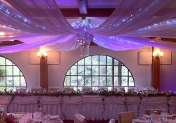 Ceiling Decorations For Wedding Diy Wedding Party Ceiling Decorations Youtube