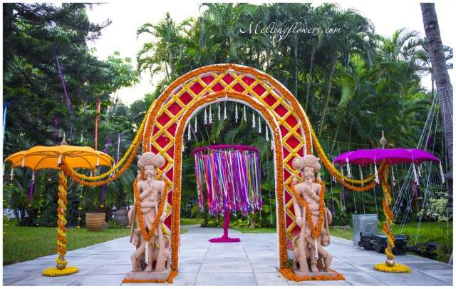Cheap Outdoor Wedding Decorations 5 Outdoor Wedding Decoration Ideas With Flowers You Did Not Think