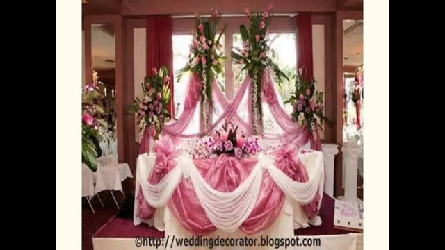 Cheap Wedding Decorations For Tables Cheap Wedding Decoration Ideas For Tables 2015 Youtube