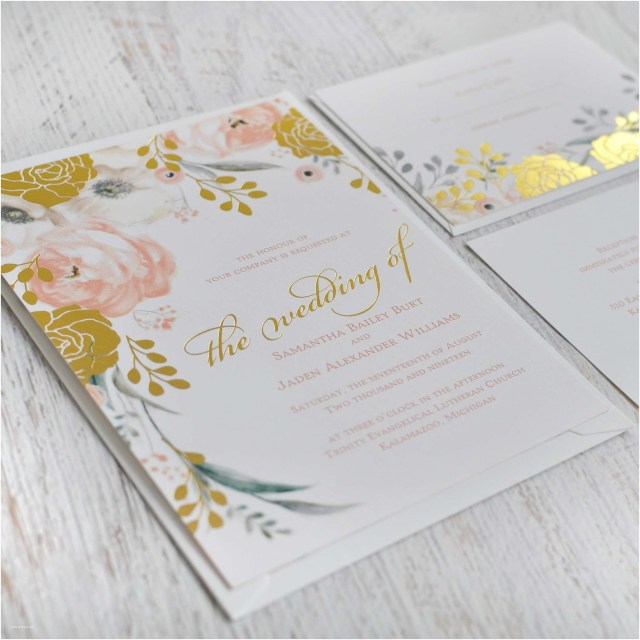Cheap Wedding Invitations Sets Affordable Wedding Invitation Sets Best 25 Coral Watercolor Ideas On