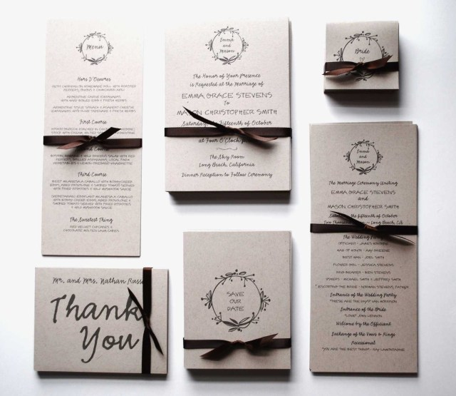 Cheap Wedding Invitations Sets Discount Wedding Invitation Sets Card Invitation Design Online