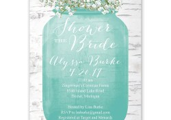 Cheap Wedding Shower Invitations Bas Breath Bridal Shower Invitation Anns Bridal Bargains