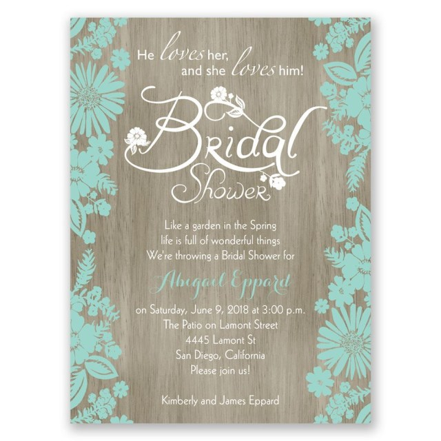Cheap Wedding Shower Invitations Bridal Shower Invitations Invitations Dawn