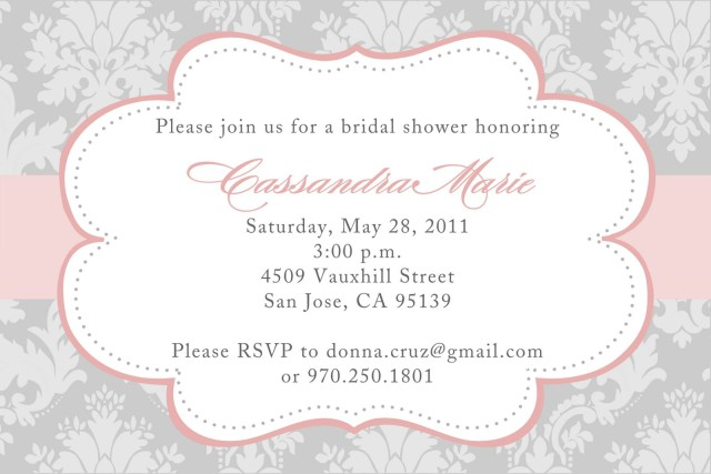 Cheap Wedding Shower Invitations Wedding Accessories Wedding Shower Invitations Templates Bridal