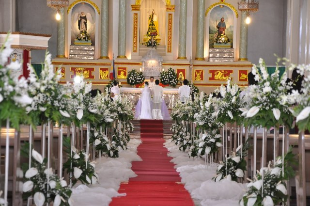 Church Decoration For Wedding Lowveld I Do Wedding Decorating Ideas That Wont Break The Bank