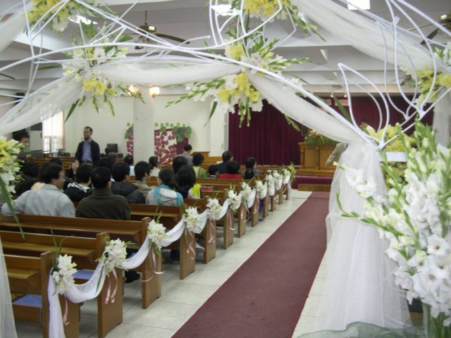 Church Wedding Decor Wedding Decorations Decoration Outside Church Images Dress