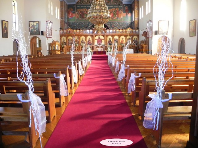 Church Wedding Decorations Ideas Wedding Church Decoration Church Wedding Decoration Ideas On A