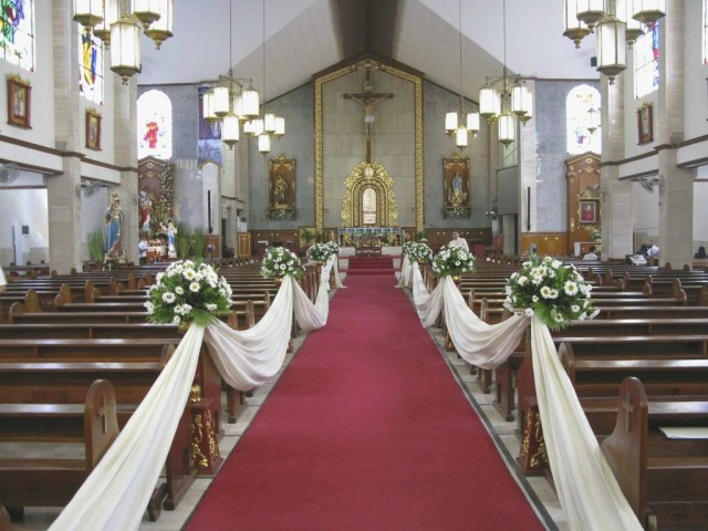 Church Wedding Decorations Ideas Wedding Church Decoration Ideas Conversant Wedding Church