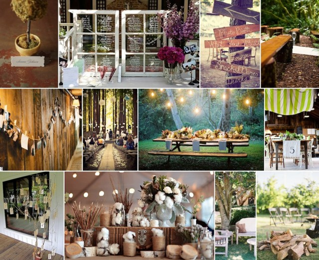 Country Wedding Table Decorations Fun Country Wedding Decoration Ideas The New Way Home Decor
