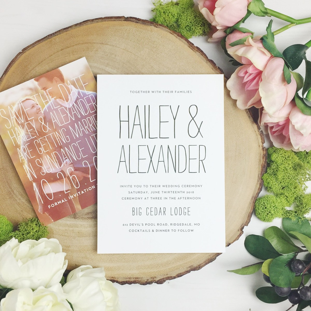 Custom Wedding Invitation Custom Wedding Invitations Done Right Off Beet Productions