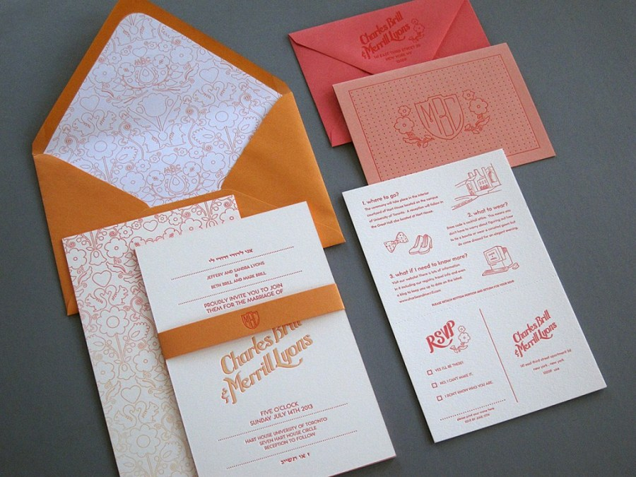 Custom Wedding Invitation Printing Thomas Printers Commercial And Social Letterpress Printing