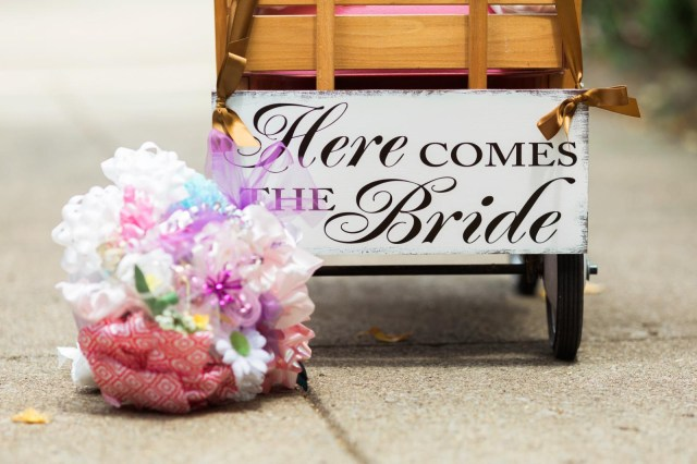 Decorating Wagon For Baby In Wedding Wedding Wagons For Kids Lovetoknow