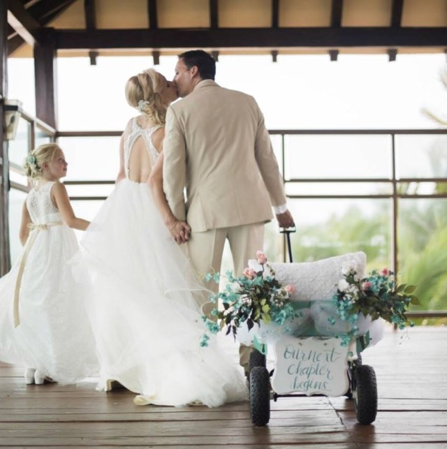 Decorating Wagon For Baby In Wedding Weddings Lomastravel List Product