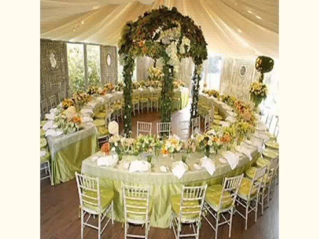 Decoration Wedding Simple Wedding Reception Decoration Ideas Image Photo Album Watch