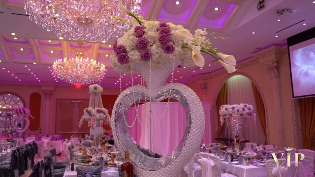 Decoration Wedding The Most Luxurious Wedding Decor Youtube
