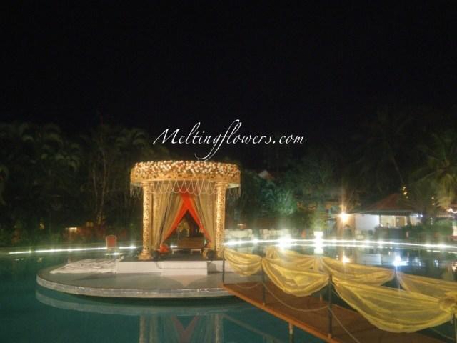 Decorations For A Wedding Mandap Decor Ideas For A Wedding In Bangalore Wedding Decorations