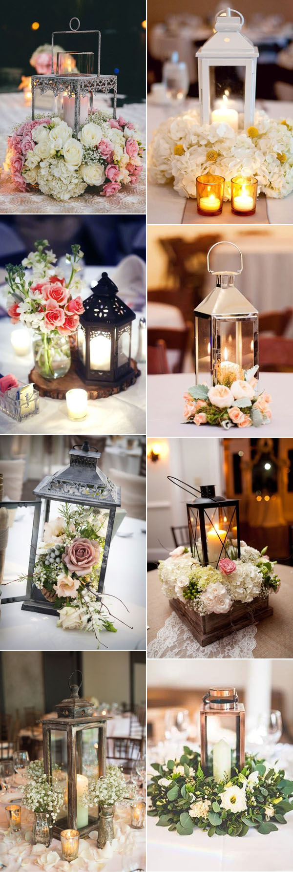Decorative Lanterns For Weddings 32 Stunning Wedding Centerpieces Ideas Elegantweddinginvites Blog